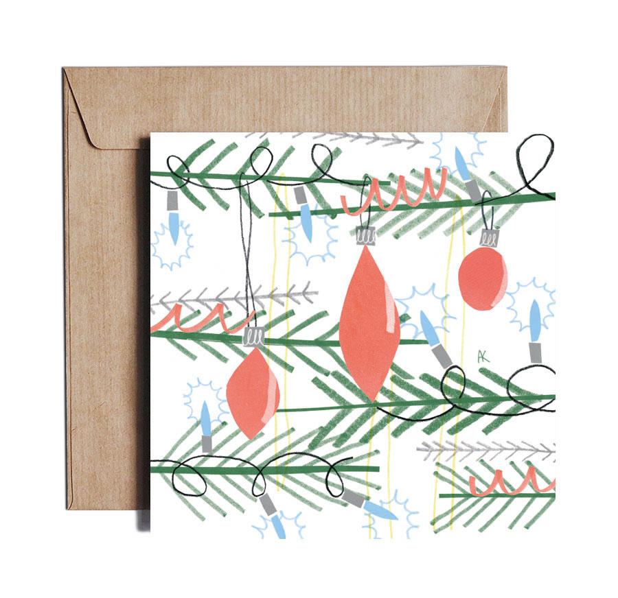 grafika  kartki  bożonarodzeniowe  kartka