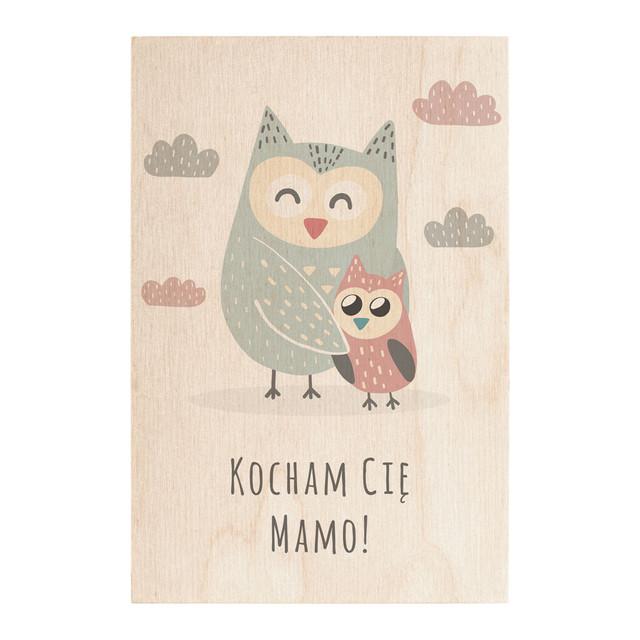 KOCHAM CIĘ MAMO SOWY