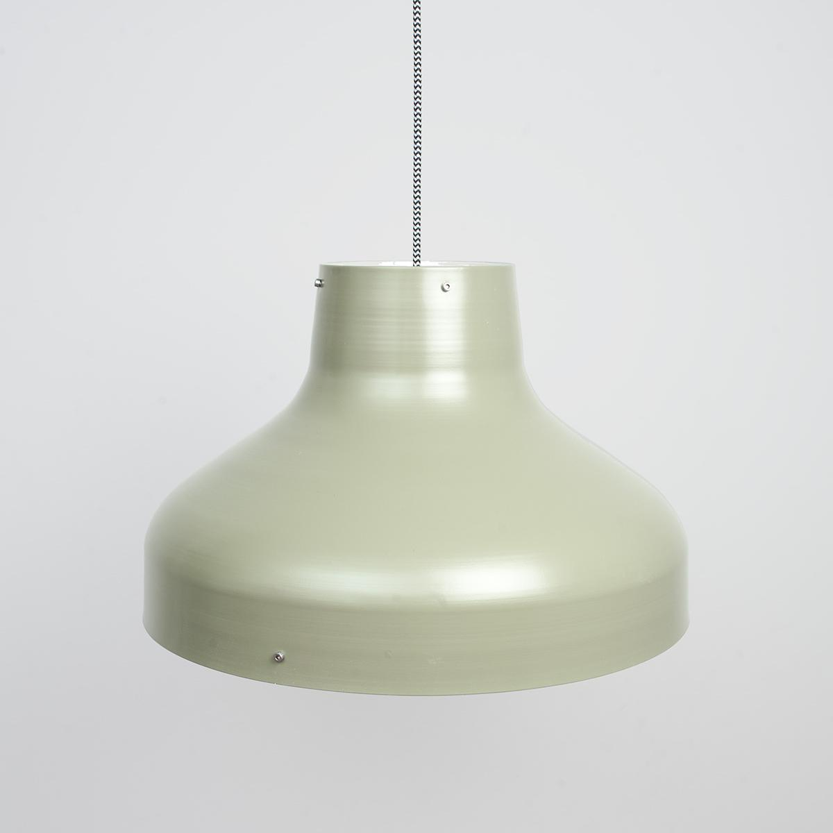 hule - lampa laurent zielona
