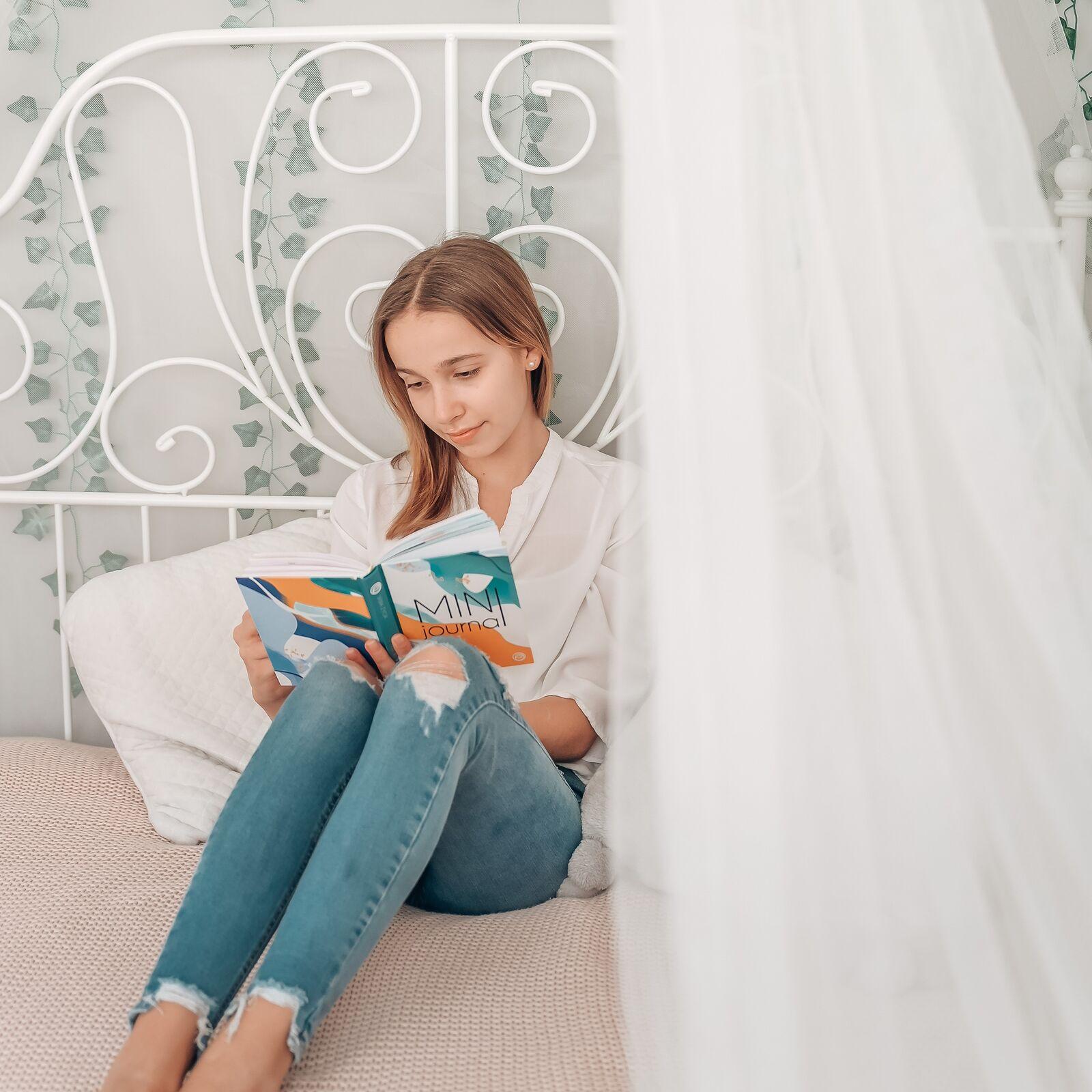 Mini Journal, dziennik dla dzieci i nastolatków prezent na dzień dziecka