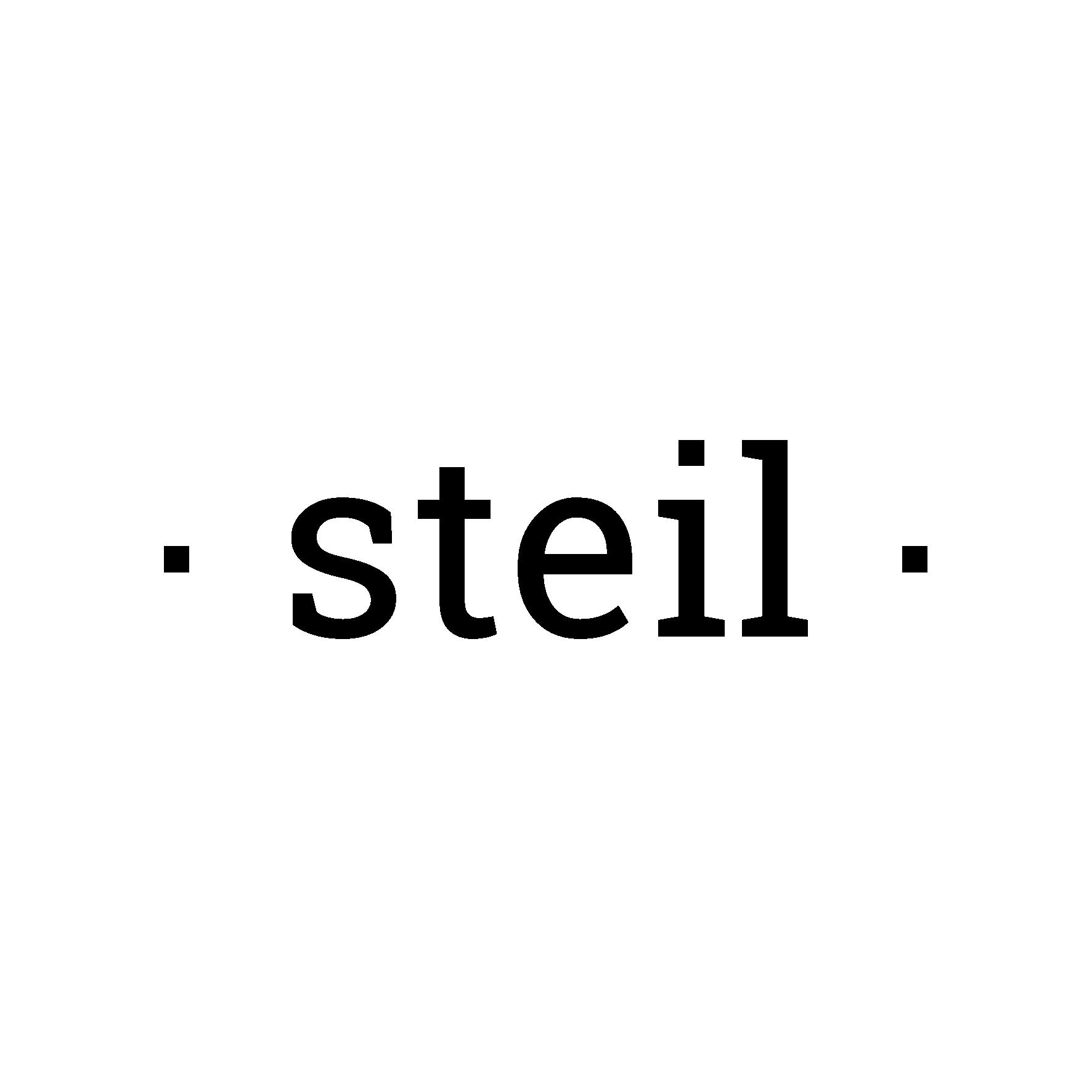Steil