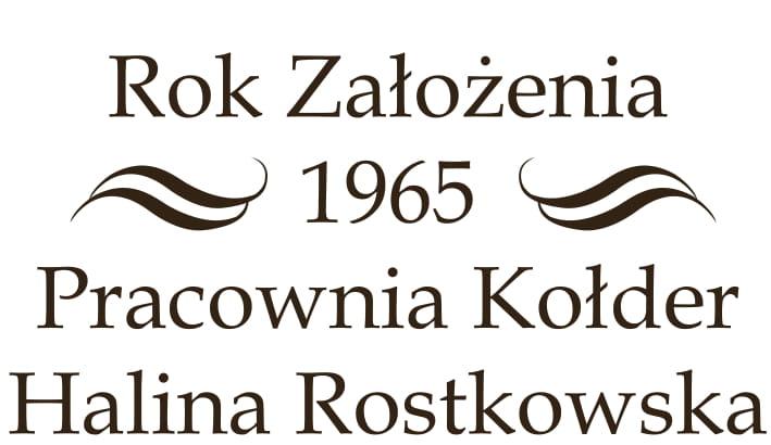 Pracownia Kołder Halina Rostkowska