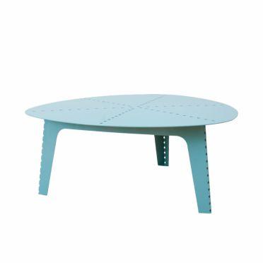 hule - stolik sandbrook niebieski