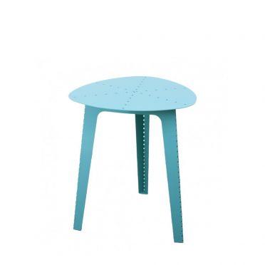 hule - stolik pimm niebieski