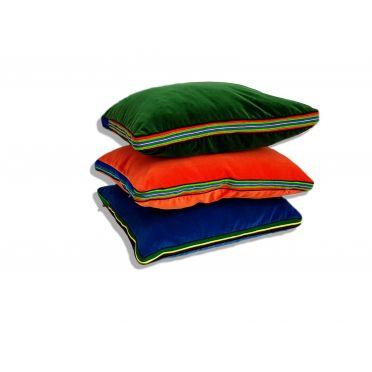 Energetyczne kolory poduszek folk glamour