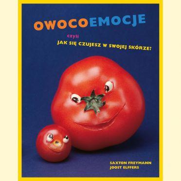 Owocoemocje - okładka