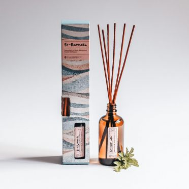 Dyfuzor zapachowy ST-RAPHAEL 14:41 lavender&rose geranium